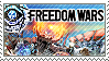 FreedomWars Stamp by Keichan411