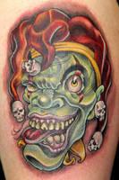 Jester the Molester by natebeavers