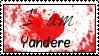 I am Yandere Stamp by Marixrush