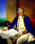 Captain Cook by Nathaniel Dance-Holland by OPTILUX