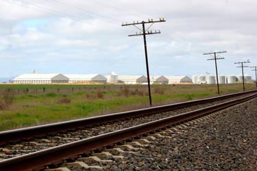 Dimboola Grain Storage by OPTILUX