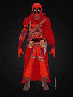 Deadpool - Redesign by Little-thoughtz