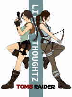 Tomb Raider by Little-thoughtz
