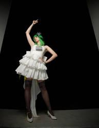 VOCALOID 2 - The Goddess Has Arrived by SuperWeaselPrincess