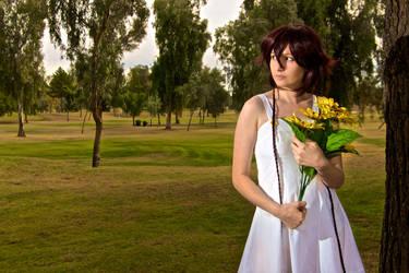 Pandora Hearts - Summer Blossom by SuperWeaselPrincess
