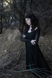 Merlin - High Priestess Morgana by SuperWeaselPrincess