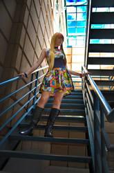Fashion - Star Trek Dress (1) by SuperWeaselPrincess