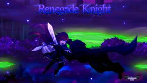 Renegade Knight - Dark Forest Wallpaper 1920x1080 by RadianceStudio