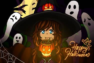 Happy Halloween!! by RadianceStudio
