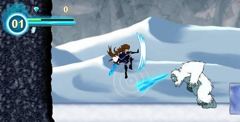 Renegade Knight - Mountain Screenshot 01 by RadianceStudio