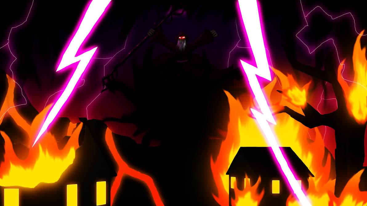 Renegade Knight - Backstory Pt.1 by RadianceStudio