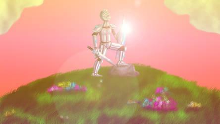 Renegade Knight - Backstory Pt.2 by RadianceStudio