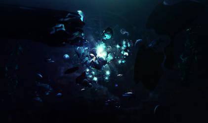 The Secret of the Ocean by Mirousensei