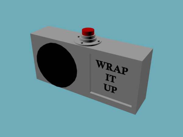 Wrap It Up Box By Tonycreatah On Deviantart