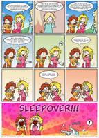 The 3 Little Princesses, p.5 by TheBourgyman