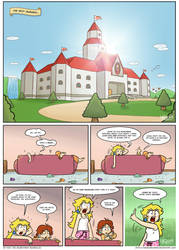 The 3 Little Princesses, p.23 by TheBourgyman