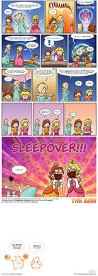 The 3 Little Princesses, p.27-28 by TheBourgyman