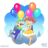 I Wanna Fly With You by TheBourgyman
