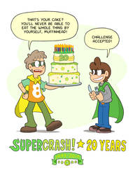 20 Years of Supercrash by TheBourgyman