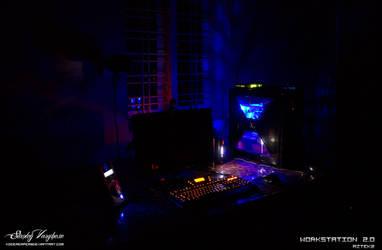 Light Play by kodereaper