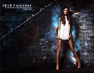 2010 Kaboom Calendar by ZirTuan