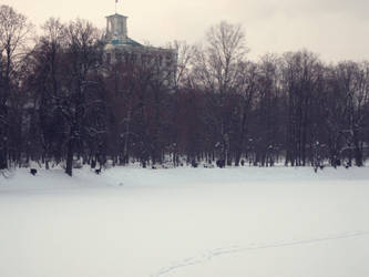My Moscow winter by Kiprico