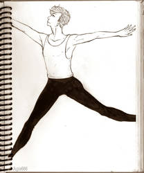 Ballet boy by Agis666