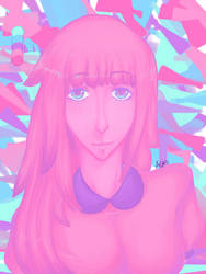 Princess Bubblegum by Agis666