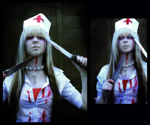 nurse by dark-evil-mean