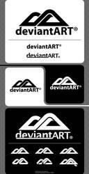 DA Logo design by Pallala