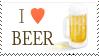 I love beer by Pallala