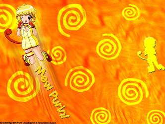 Mew Purin Jump by Ichigo-Fujiwara