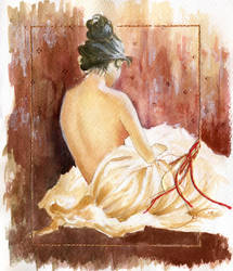 The Seamstress by ersi