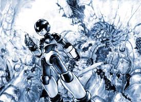 Megaman Alpha-Sigma Chip by Rawbot