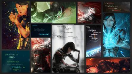 Commander Shepard Series_Wallpaper by Gigi-FenixPhoenix