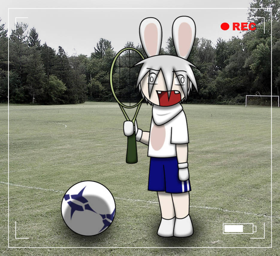 Bunnies Cant Play Football By Gav Imp On Deviantart