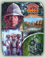 Doctor Who and the The Lost Empire by fresian-cat