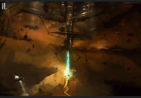Concept art Invasion by RaZuMinc