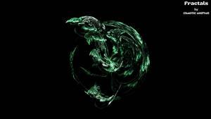 Jormungandr/ The Midgard Serpent by chaoticshifter