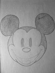 Mickey Mouse by Furroman80