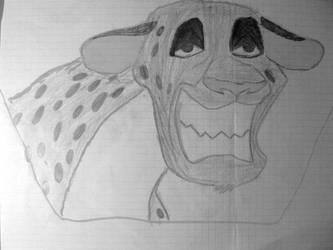 Cheetah by Furroman80