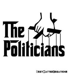 Puppet Politicians by greymattercreations3