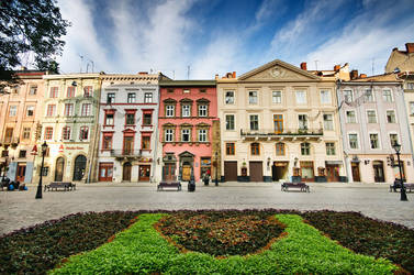Ukraine Lviv by ArtemGukasov