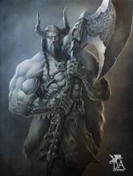 Vikingo by artmus