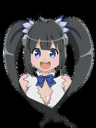 DanMachi : Hestia by hyouyabun