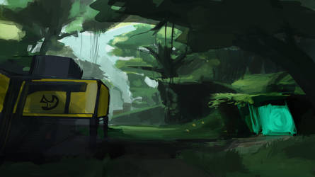28/30 :30 day environment challenge by ZinkTheFirst