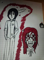 Grells imagination by deathnote2105