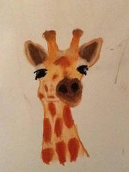 Giraffe by deathnote2105