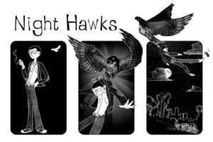 Night Hawks LA by nongravity