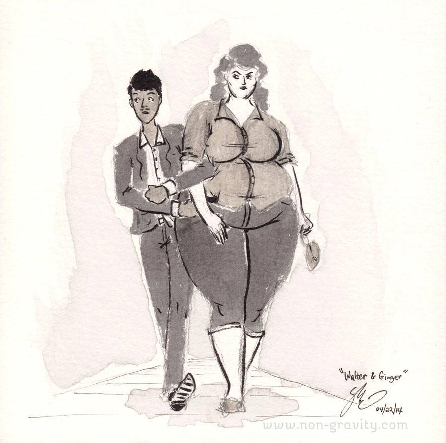 Walter and Ginger by nongravity